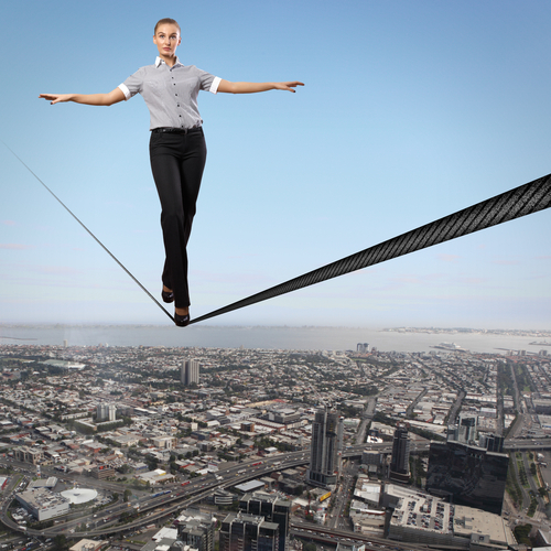 It's My Birthday and I'll Continue to Tip on the Tightrope