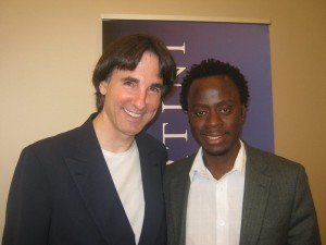 Sandras with John Demartini